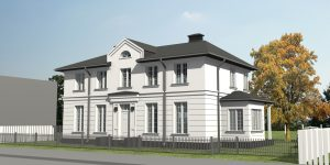 Baltais nams